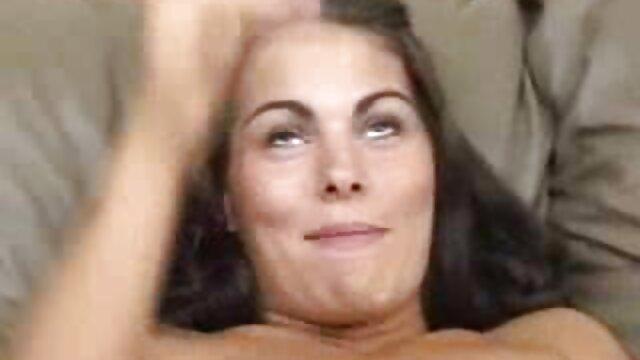 Pornó nincs regisztráció  Creampie-angyalok-Janny Manson egy kanos srác, aki jutalmazza egy szexi lány anyafija sex