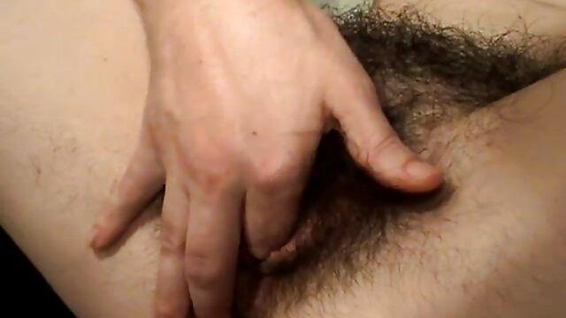 Szexi szőrös